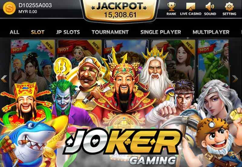 JOKER GAMING สล็อตออนไลน์ | โบนัสแตกง่าย จ่ายจริง | แจกเครดิตฟรี 200